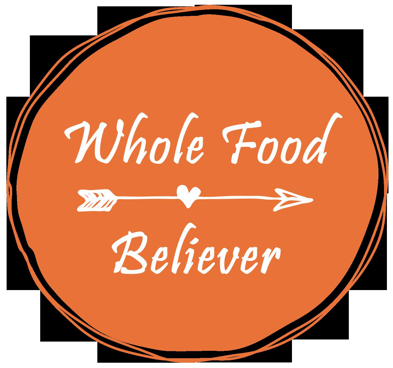 Whole Food Believer= www.wholefoodbeliever.com